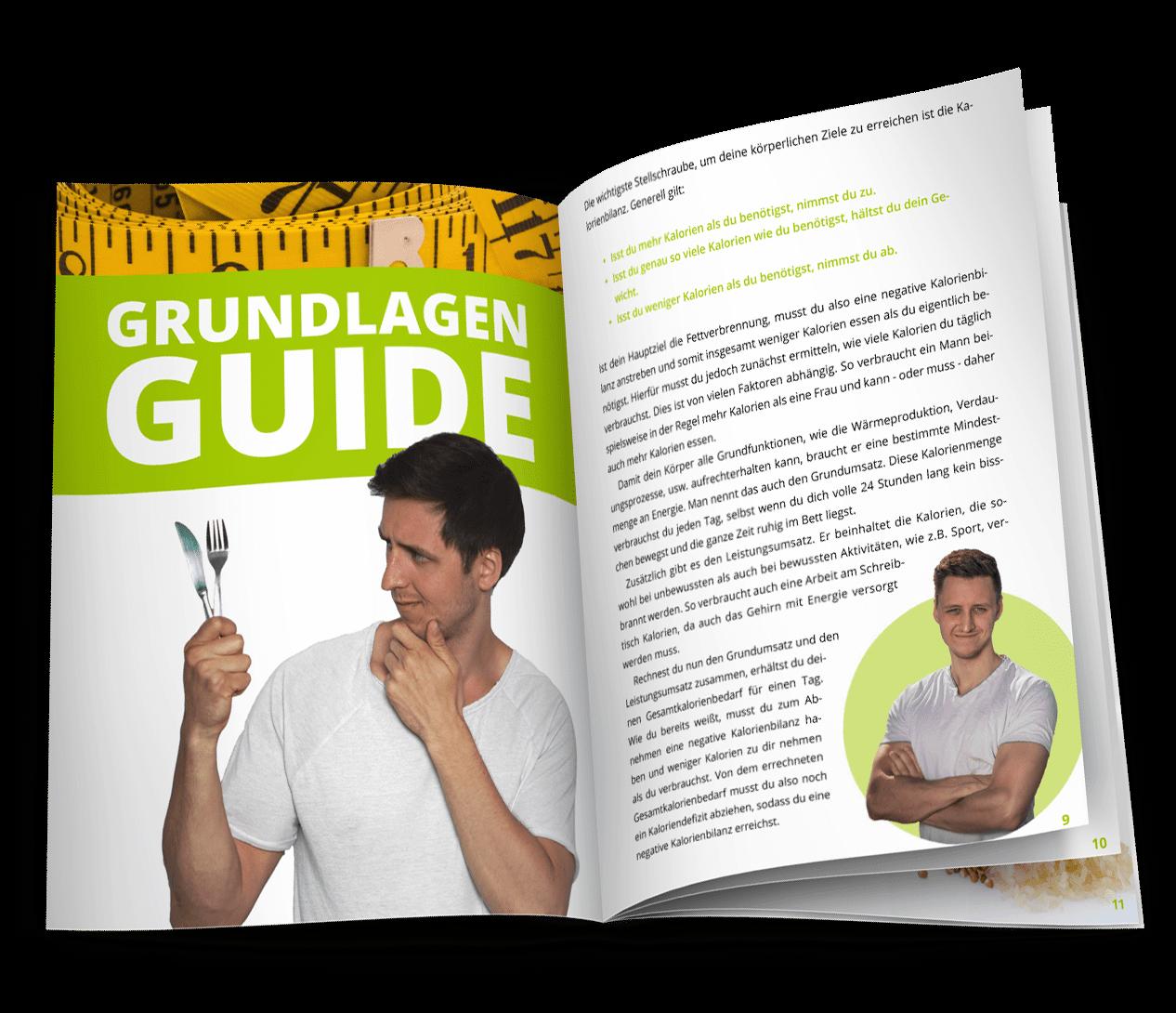 Turbo-Stoffwechsel-Rezeptbuch Gratis - Jasper Caven